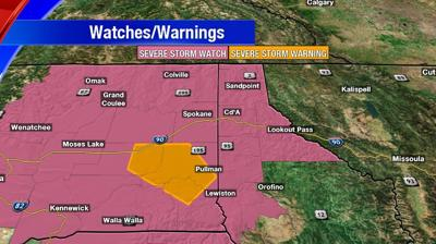 Current Watches and Warnings: 05/30/2020