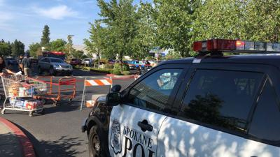 Woman, child hospitalized in auto vs pedestrian crash near Division and Cozza