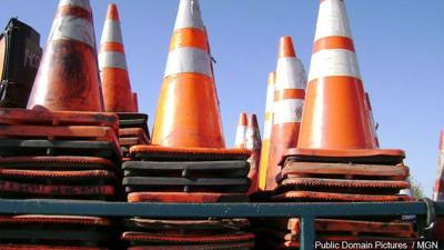 Ohio police: Don't eat traffic cones