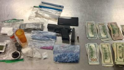 Police: Fight call ends in arrest for multiple drug charges