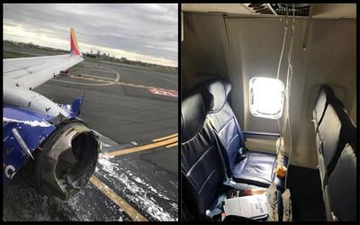 Woman killed in Southwest Airlines emergency landing identified