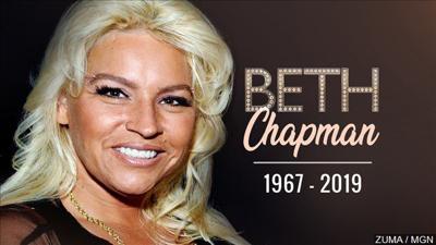 Family says goodbye to Beth Chapman, wife of