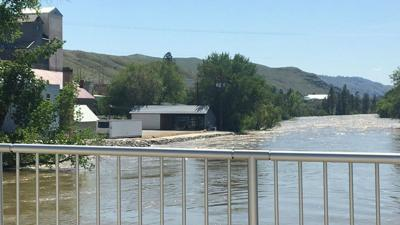 Emergency response continues for Okanogan River flooding