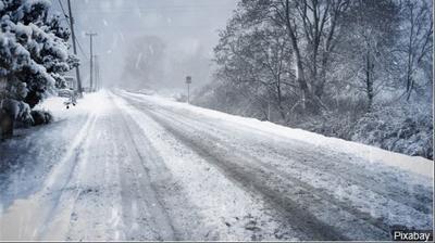 KHQ Weather Authority Alert: Overnight storm dumps snow across the region