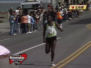 Bloomsday 2007 Winners: Korir wins mens' elite division, Kipligat takes the womens'