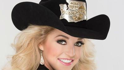 Spokane native wins Miss Rodeo America competition