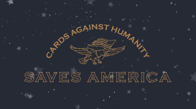 Cards Against Humanity buys plot of land on U.S./Mexico border to block border wall