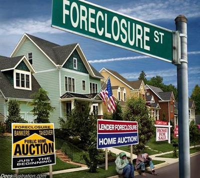 CONSUMER ALERT: Massive Foreclosure Fraud Uncovered