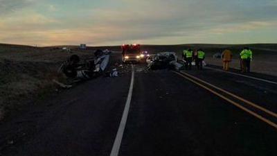 State Patrol investigating fatal Whitman County crash