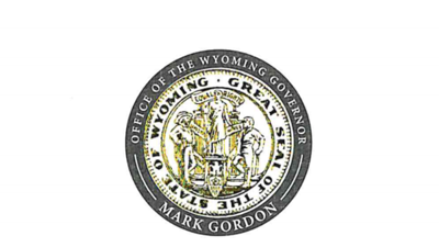 wyoming governor seal