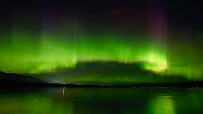 Northern Lights fail to impress in the Inland NW