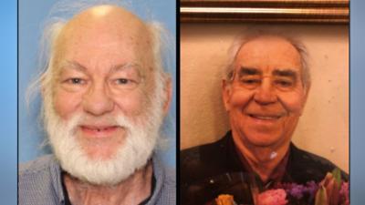 Spokane Police search for 2 vulnerable, missing men