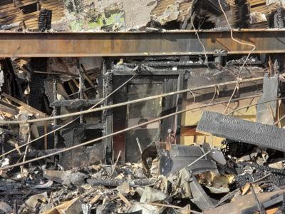 Massive Sandpoint business fire ruled accidental, cause remains undetermined