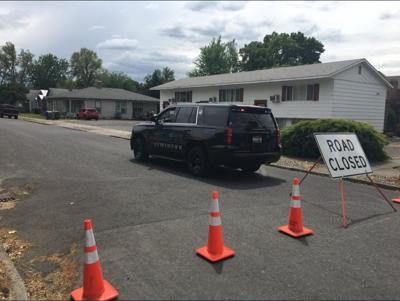 Spokane bomb squad responds after Lewiston man finds explosives while cleaning out shed