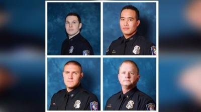 Spokane Police release names of officers involved in recent shooting