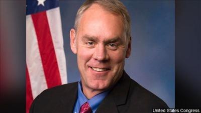 Interior Secretary Zinke discusses opioids in Wellpinit