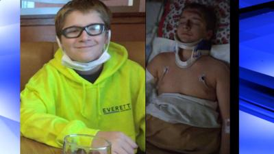Spokane Valley 12-year-old found unconscious, injured in roadway, family looking for answers