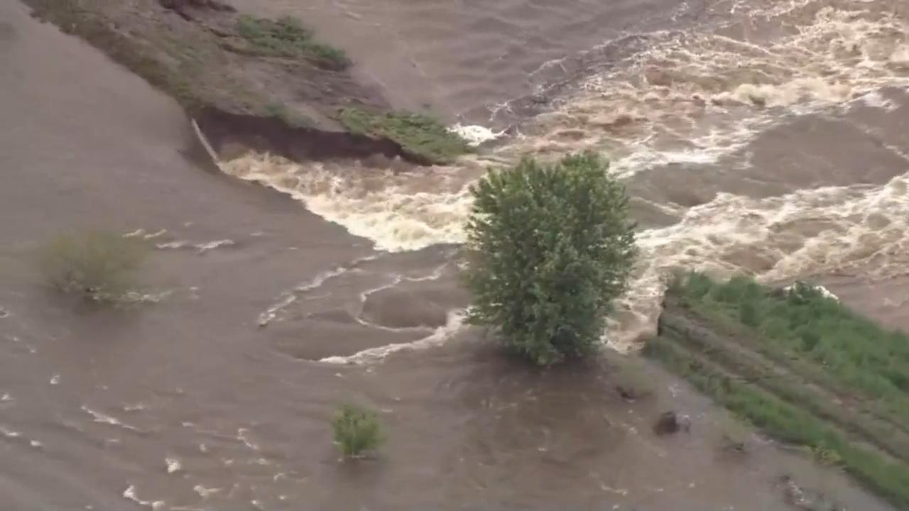Levee failure creates flash flood warning in Missouri | News