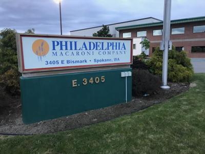 PHOTO: Philadelphia Macaroni Company Spokane Plant