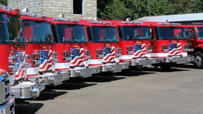 Women firefighters sue South Kitsap Fire for sex harassment