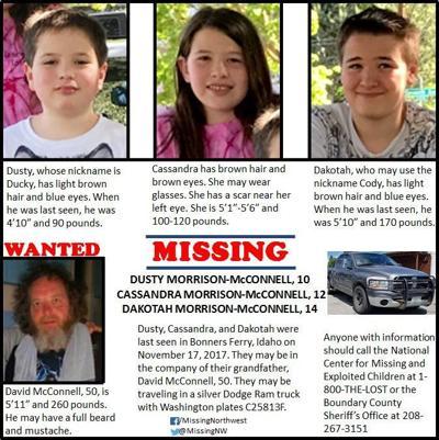 Missing local children found in Louisiana, authorities arrest their