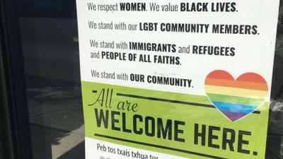 Spokane small businesses take a stand against hate
