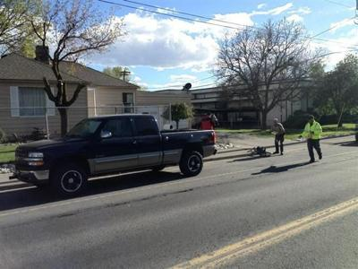 UPDATE: Bicyclist Seriously Injured After Collision With Car North Of Spokane