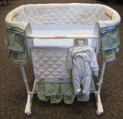 CPSC re-issues bassinet warning, recall