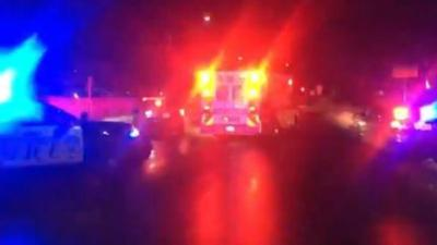 Spokane police searching for suspect after shooting in N. Spokane