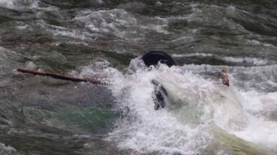 Missing hunters identified after crash into Idaho river