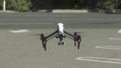 Police drones: Spokane city council voting to authorize tomorrow