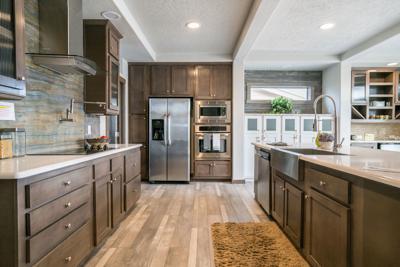 NW Housing Association: Mountain West Kitchen