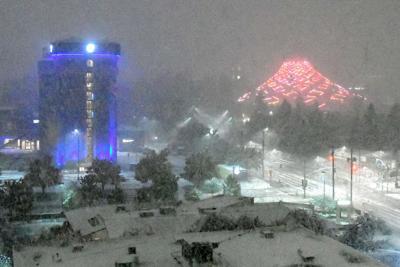 Blizzard Pavilion shot