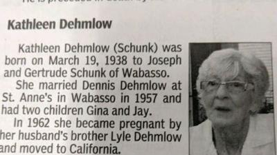 Minnesota woman's obituary goes viral for its utter savagery