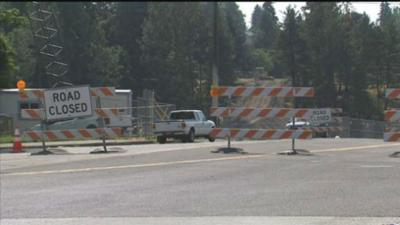 Spokane mother concerned with drivers speeding through construction detour