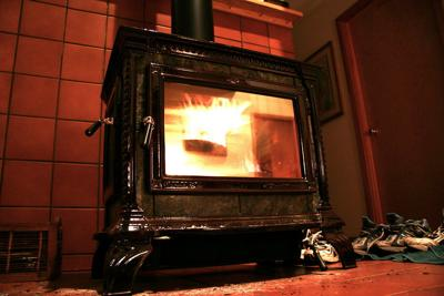 PHOTO: Wood Stove Burn Ban