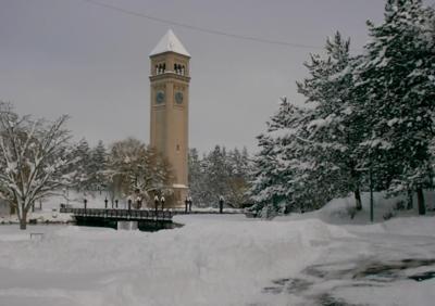 Spokane records snowiest winter ever