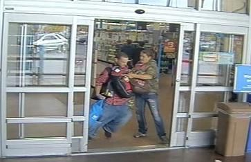 Spokane Police Look To Public To Help ID Wal-Mart Robbery Suspect