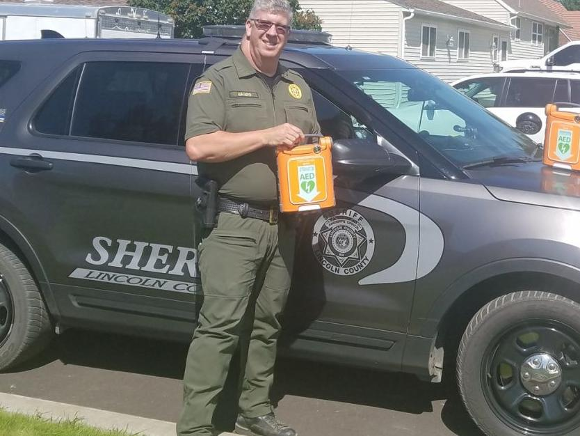 Lincoln County Sheriff charged with obstruction
