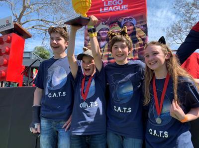Team C.A.T.S wins