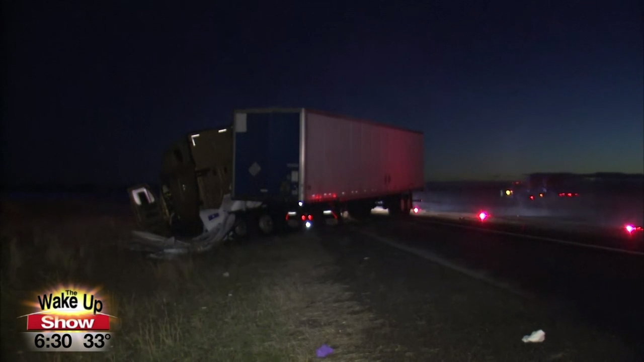 One dead in crash on I-90 | News | khq com
