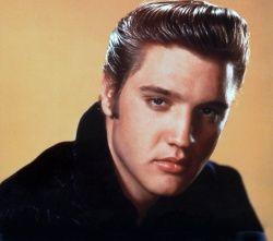 Elvis fans line up for graveside vigil