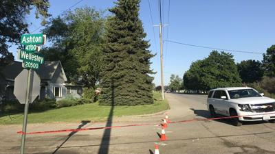 Woman killed in crash near Otis Orchards
