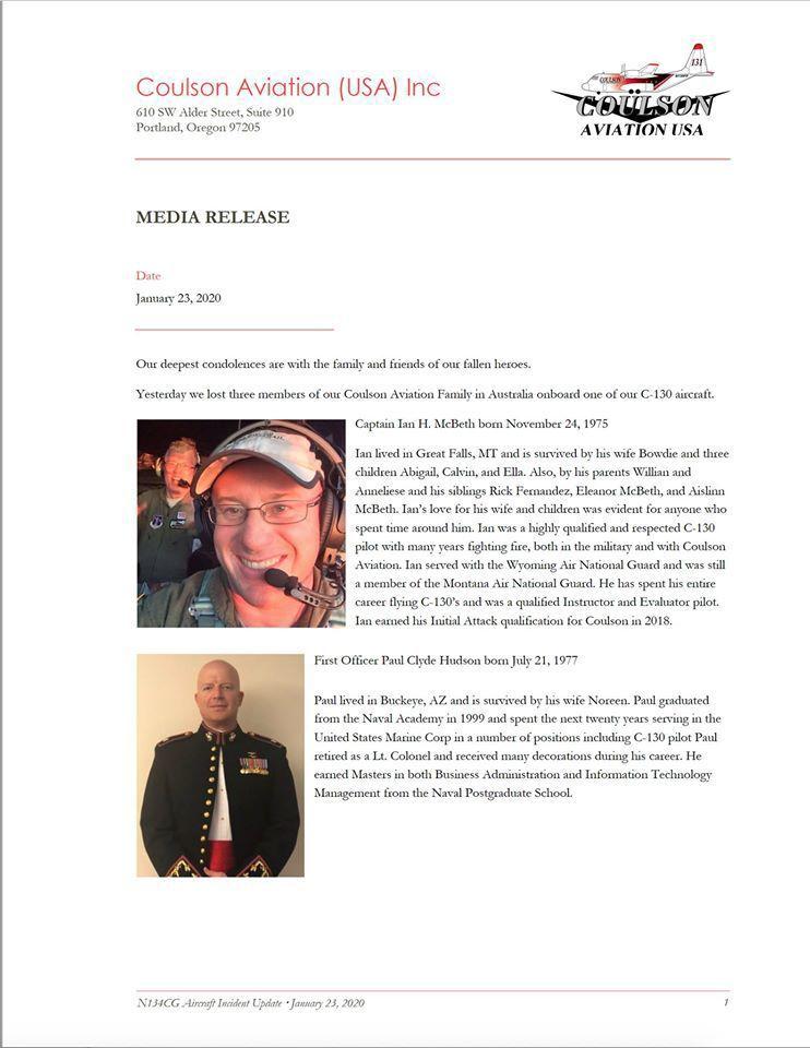 Remembering Lt. Col. Ian Mcbeth