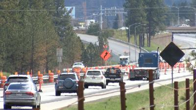 Buckle In, Major Road Construction On I-90 In North Idaho To Last Until September