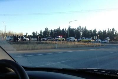 FIRST ON KHQ.COM: WSP Trooper Crashes While Trying To Stop One-Way Driver On Hwy. 195