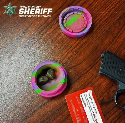 Police Find Heroin and Guns