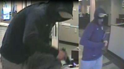 Do you recognize this bank robber?