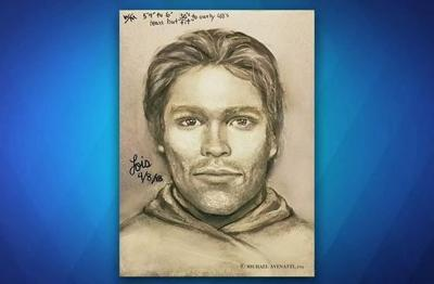 Stormy Daniels releases sketch of man she says threatened her to keep quiet about alleged Trump affair