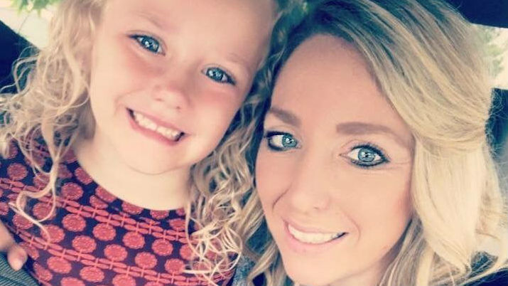 Mother of daughter with unique name ABCDE